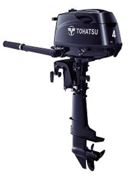 MFS4DDS  4hp Tohatsu 4-Stroke