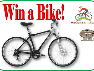 Bike Contest Winner Announced