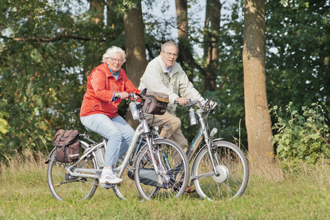 E-Bikes, Why Not?