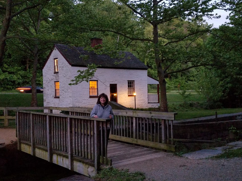Stay In a Canal Lockhouse and Step Back in Time
