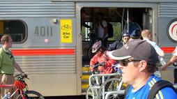Take your bike on Amtrak to Washington DC