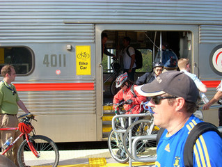 Take your bike on Amtrak to Washington DC