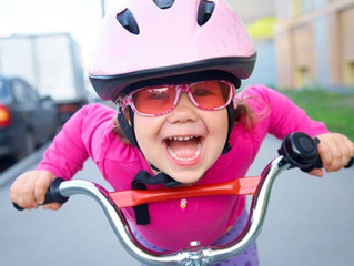 Cycling etiquette and courtesy, or you are not going for a prostrate exam for crying out loud!