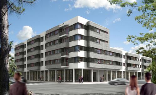 Edificio de Vivienda en Murcia
