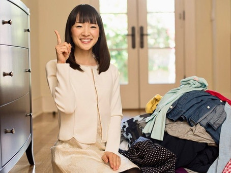 Customer Service - The KonMari way?