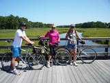 Coastal Delaware's Breakwater Junction Trail