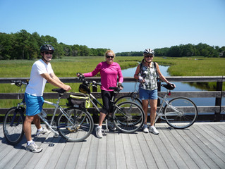 Coastal Delaware's Breakwater Junction Trail