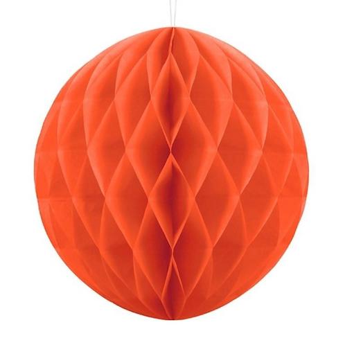 Panal decorativo naranjo