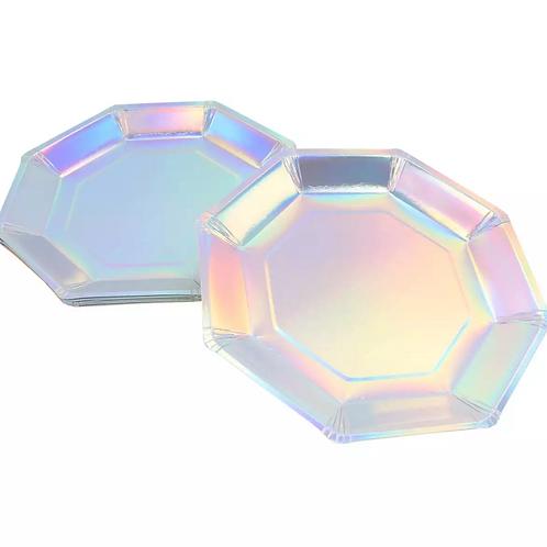 Platos holográfico