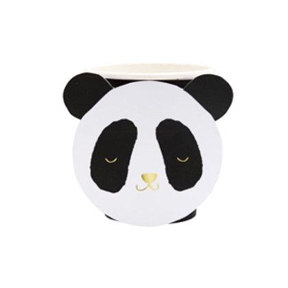 Vasos Panda Meri Meri
