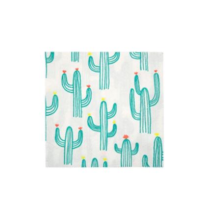 Servilleta Cactus Meri Meri