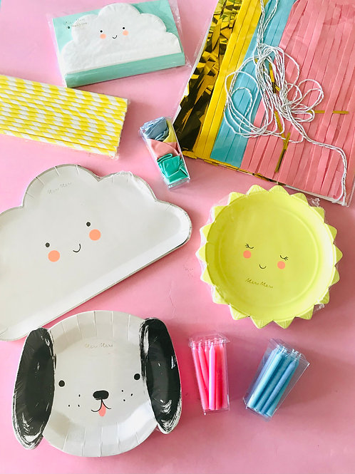 Pack Baby Shower/ primer añito