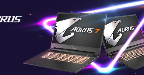 Work From Home, Play Harder: AORUS 7