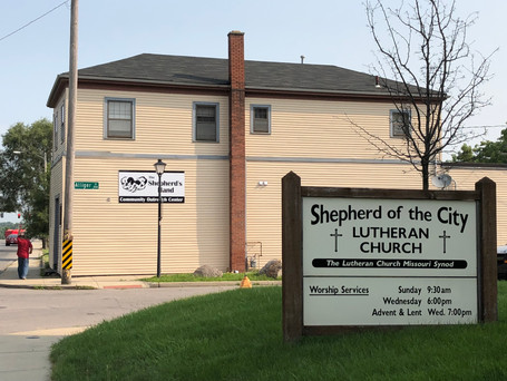 We are located right across the street from Shepherd of the City Lutheran Church. Click here to learn more about the church!