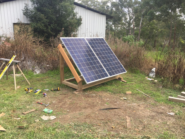 Solar Panel Frames