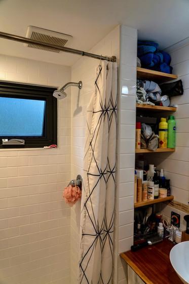 Shower & Bathroom shelves
