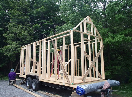 Wanted: Build Site for Tiny House!