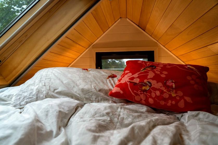 Super cosy bed