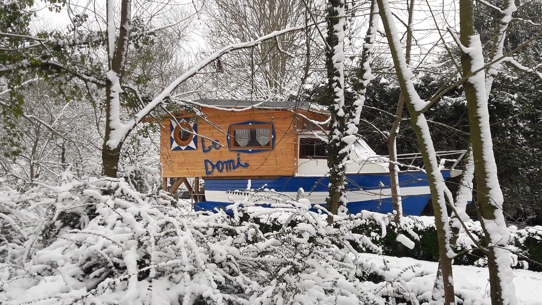 Le domi en saison hivernale