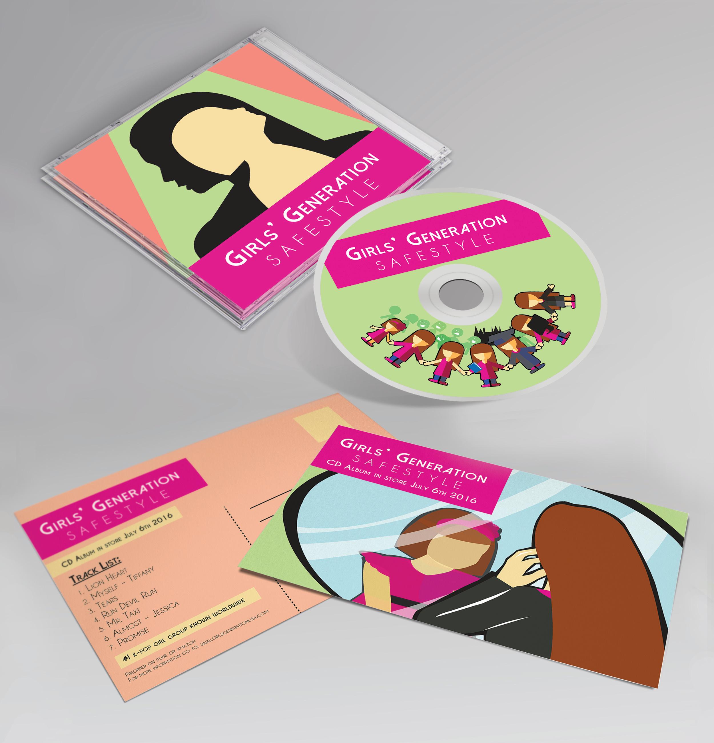 GG: SafeStyle - album Campaign
