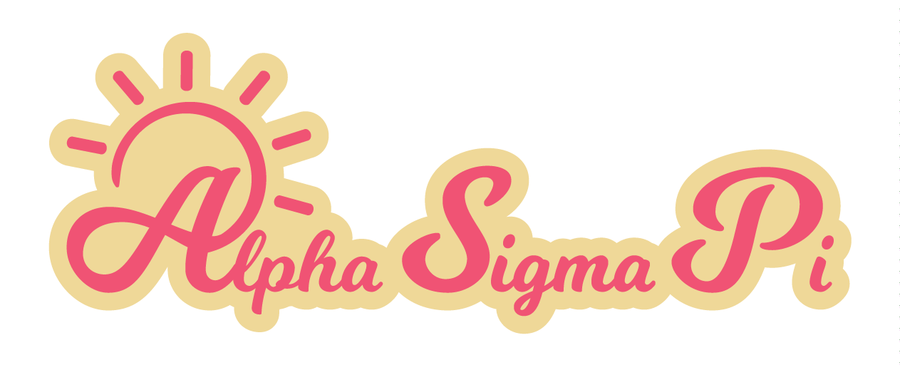 Official Logo Alpha Sigma Pi