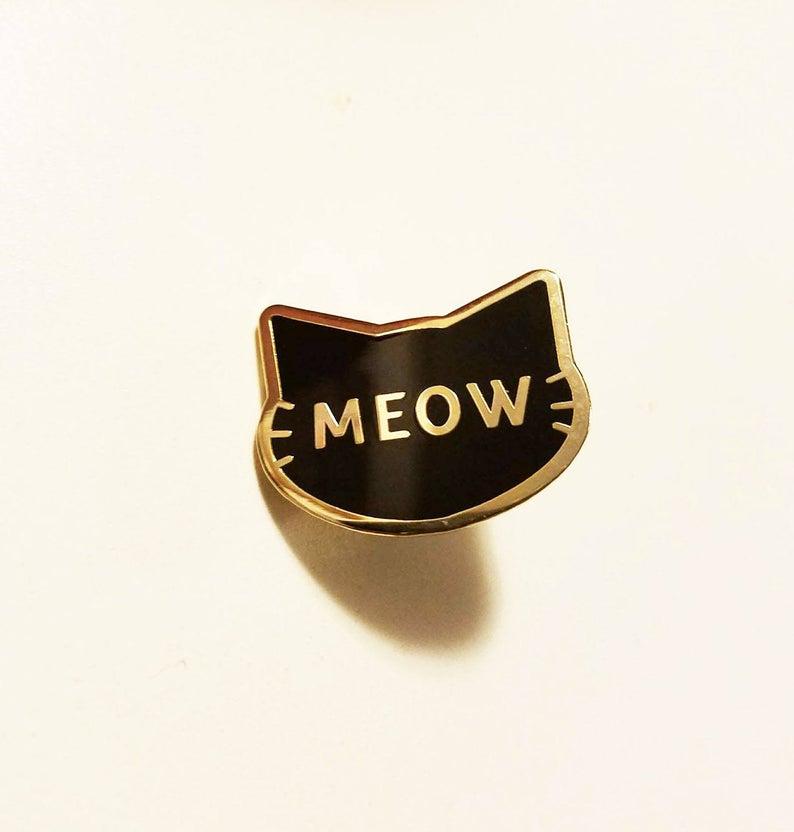 Meow Pin