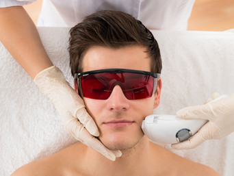 Facial Hair Removal for Men is Fast Becoming a New Trend