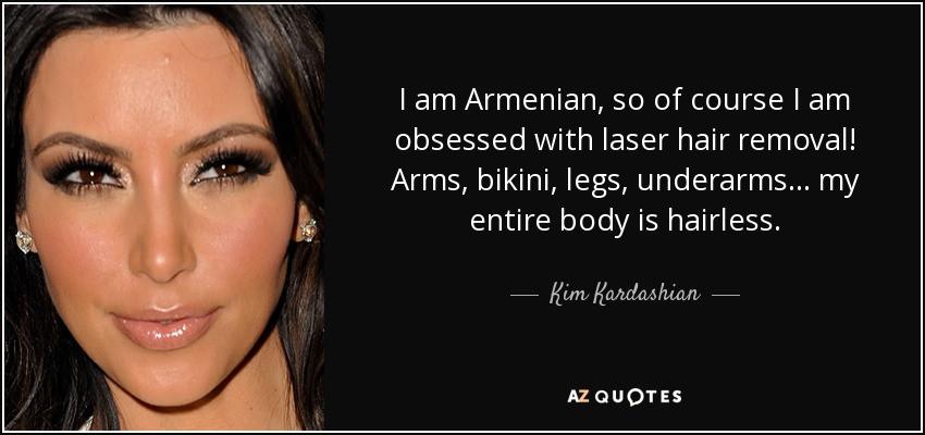 Kim Kardashian Laser Hair Removal Regina