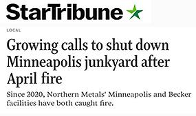 https://www.startribune.com/growing-calls-to-shut-down-minneapolis-junkyard-after-fire-last-month/600060837/