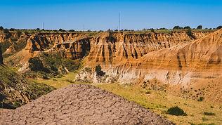 San Jon Canyon New Mexico