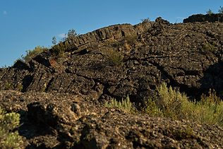 Hell's Half Acre lava Flow Idaho