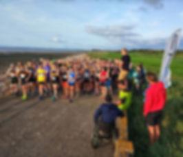 Race three of the promenade 5k series on