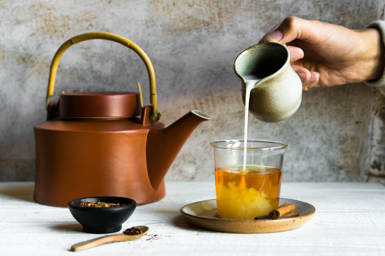 Mini Marie Tea Brown