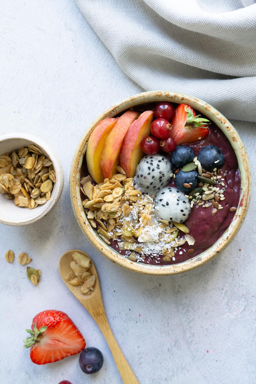 Açai Bowl van The Holy Berry