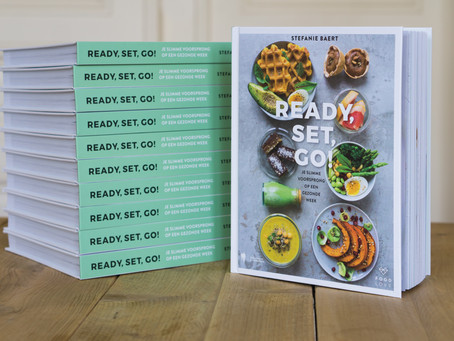 Ready, Set, Go! Het FoodLove kookboek is er!