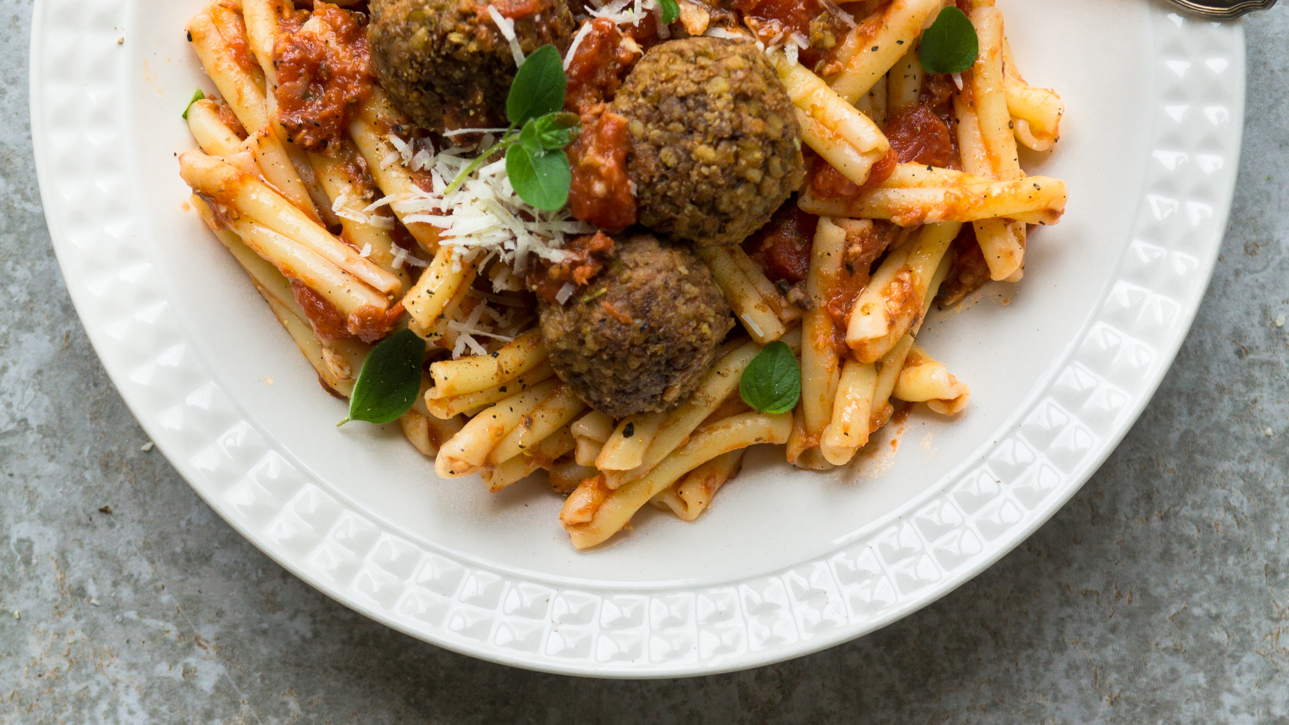 Spaghetti Meatsessballs
