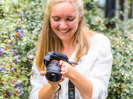 Food Fotografie Talks: Miriam van The Veggie Reporter