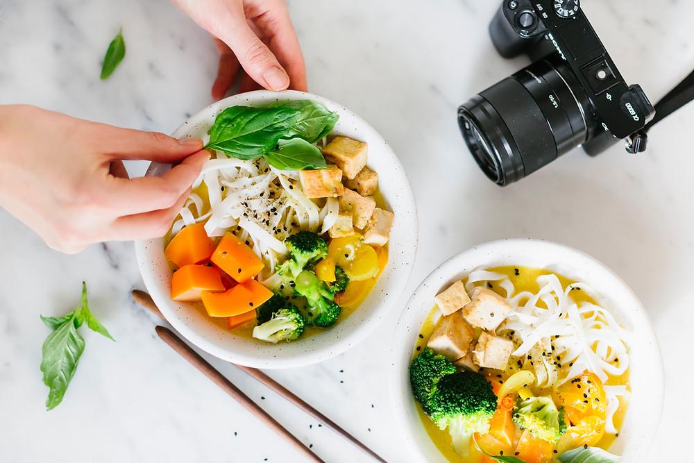 Food Fotografie by FoodLove - the Fresh Light