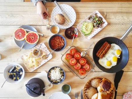 Favoriete FoodLove Ontbijtjes