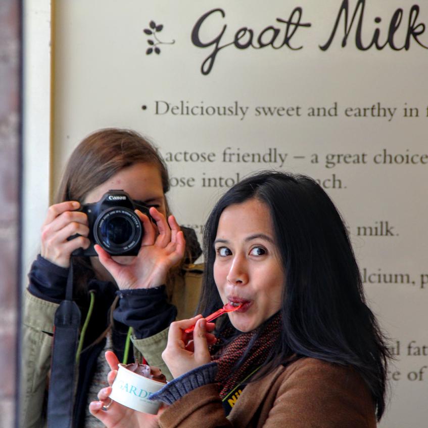 Victory Garden Goat Milk Ice cream
