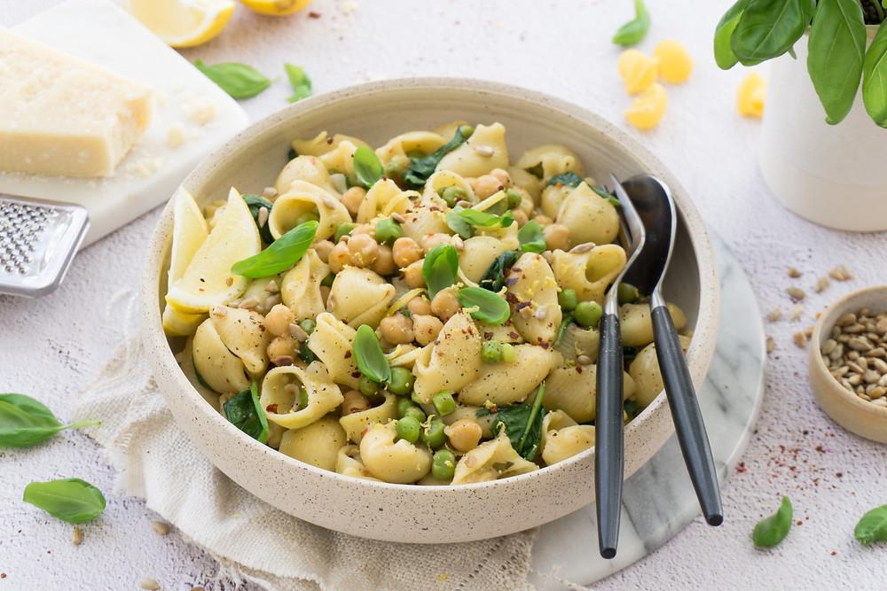Eenpansgerecht pastaschotel snel en gemakkelijk