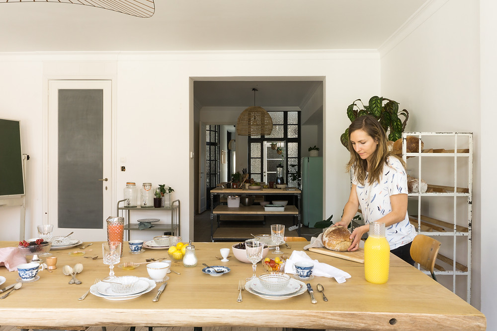 FoodLove in Het Appartement van Gust