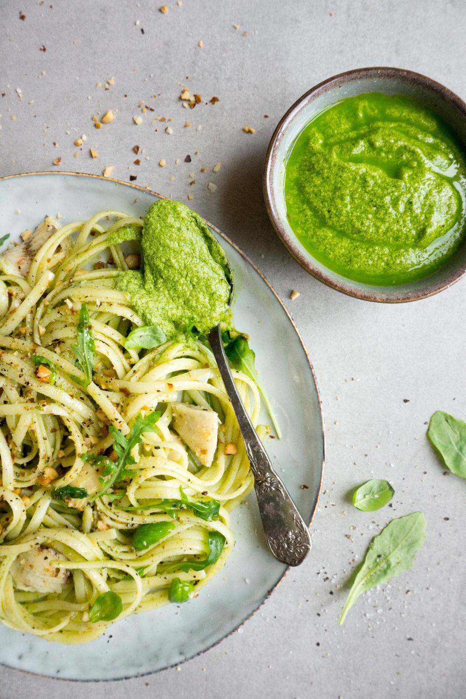 FoodLove Vegan Pasta Pesto voor De Hobbit
