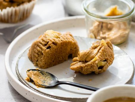 Gezonde Appelmuffins van Madam Bakster