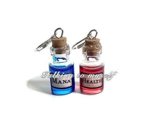 Health & Mana - korvakorut