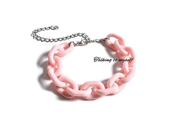 Chunky baby pink - rannekoru