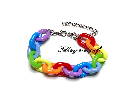Chunky rainbow - rannekoru