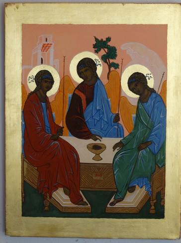 Die heilige Dreifaltigkeit 1