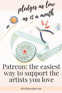support paige anderson on patreon