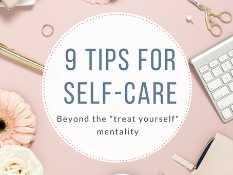 Closer to 30 than 20: Self-Care for Millennial Creatives